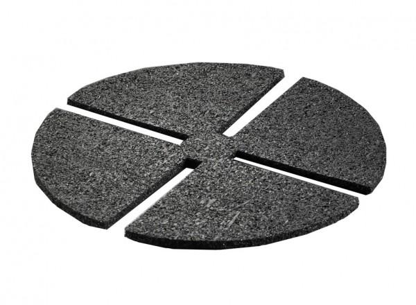 Trittschutzpad - Stelzlager, 3 mm, 130 mm