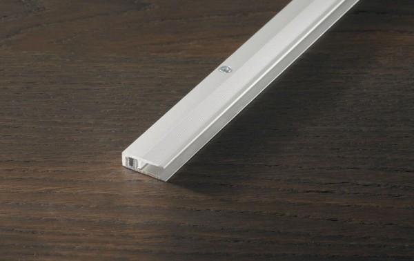 Abschlussprofil Design - schraubbar 4-7mm