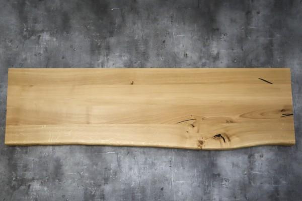 Waschtisch mit Baumkante 180 cm × 50 cm × 3,5 cm