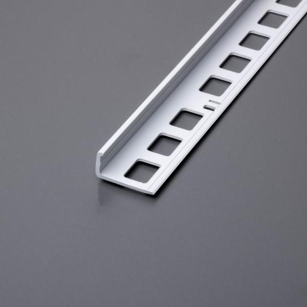 PVC Winkelprofil hellgrau