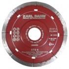 DTS 8: Diamanttrennscheibe Speed - Trockenschnittscheibe