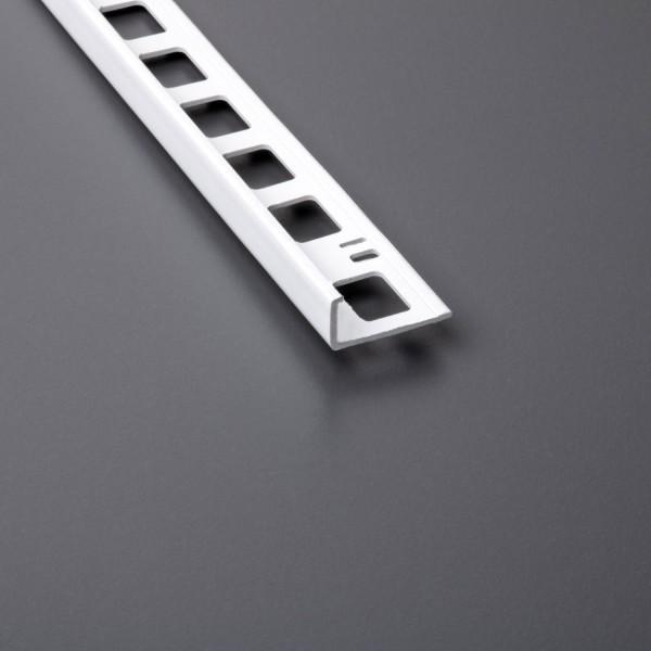 PVC Winkelprofil weiss