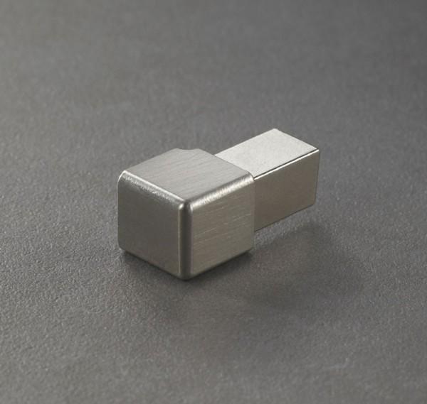 Quadratprofil Eckstück Zinkgussdruck