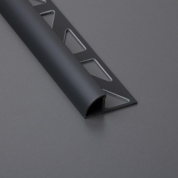 Viertelkreisprofil PVC