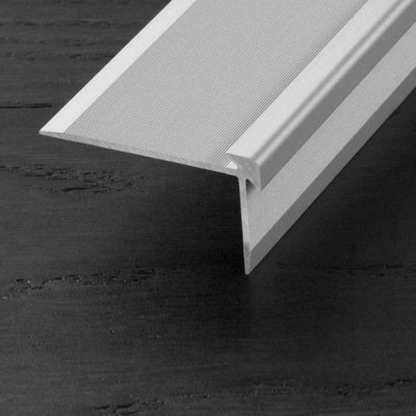 Treppenkantenprofil für LVT- / Designbeläge 270cm