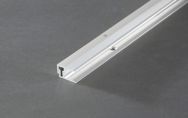 Abschlussprofil Universal - schraubbar 6,5-15mm