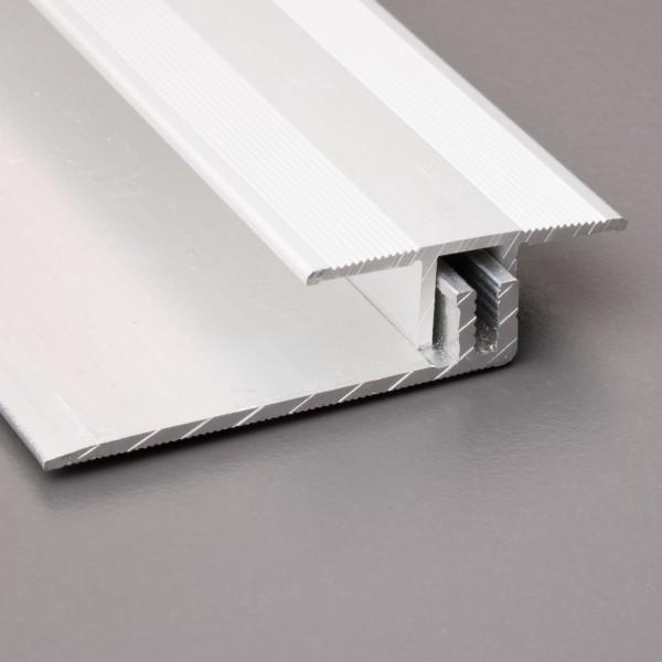 Schraubbares Übergangs-Profil komplett aus Metall