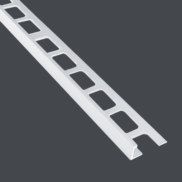 Winkelprofil Aluminium silber eloxiert