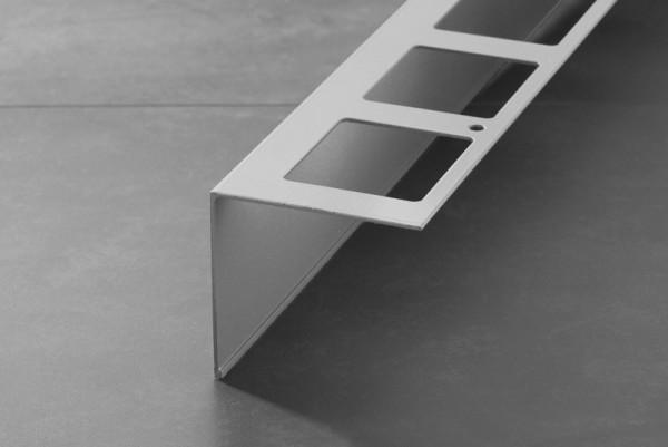 Balkonprofil Auflageschenkel Aluminium